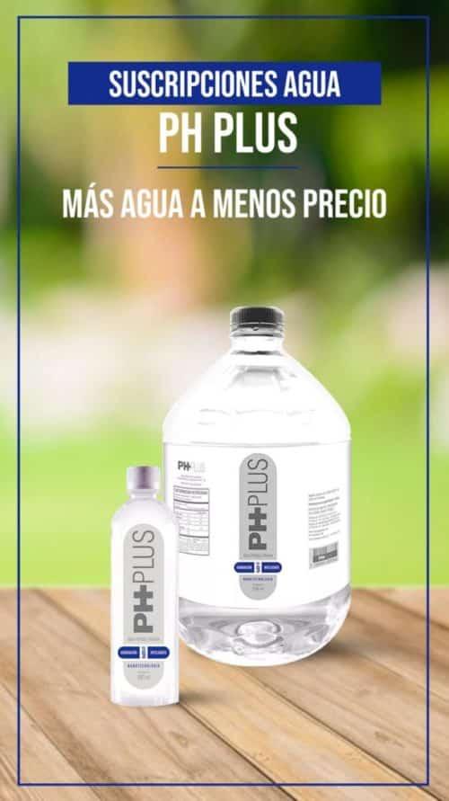 Agua alcalina por meses o años, compra aquí agua alcalina al mejor precio