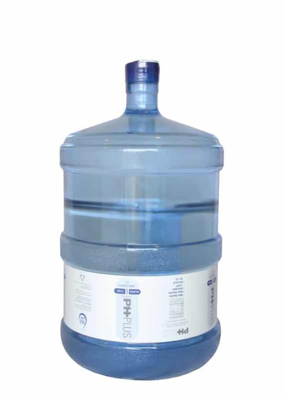 botellon de 19 litros de agua alcalina de reemplazo